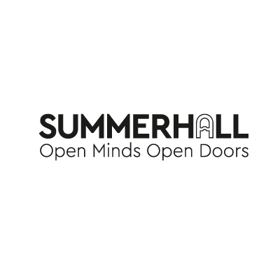 Summerhall - Open Minds Open Doors logo